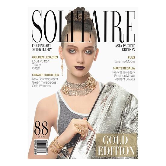 [Download Sách] Tạp Chí Solitaire (Số 88)