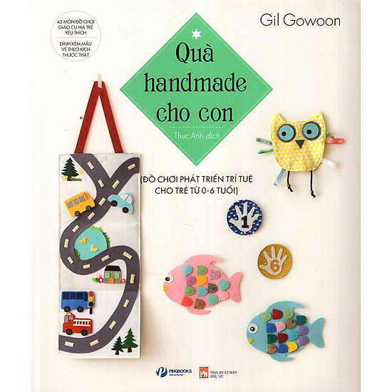 Quà Handmade Cho Con