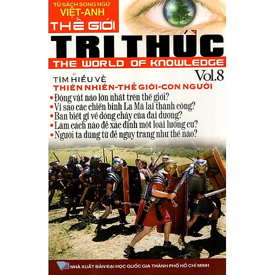 Tạp Chí Thế Giới Tri Thức – Tập 8 (Song Ngữ Việt – Anh)