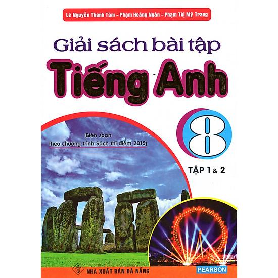 Giải Sách Bài Tập Tiếng Anh 8