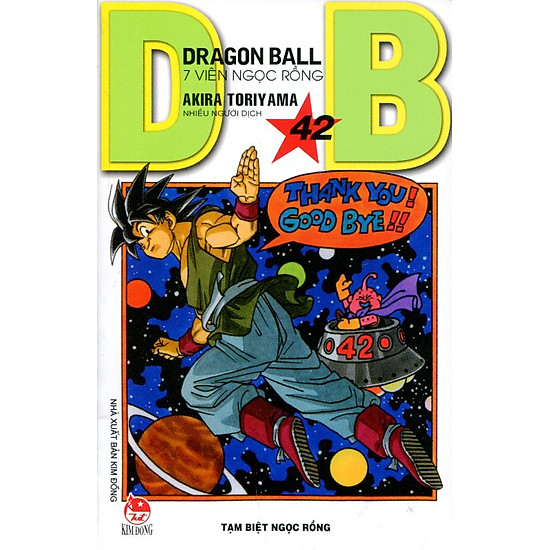 Dragon Ball (2015) – Tập 42