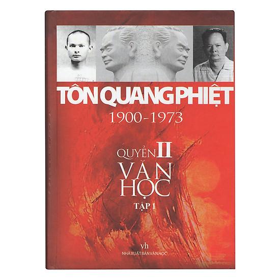 Tôn Quang Phiệt (Quyển II, Tập 1)