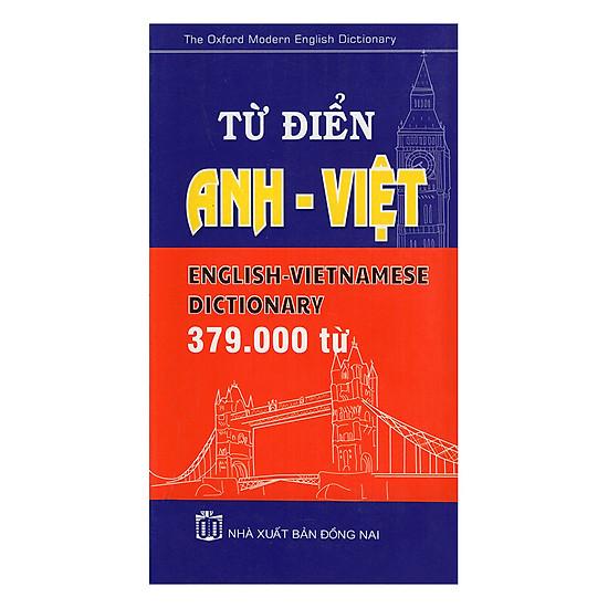 Từ Điển Anh - Việt 379.000 Từ