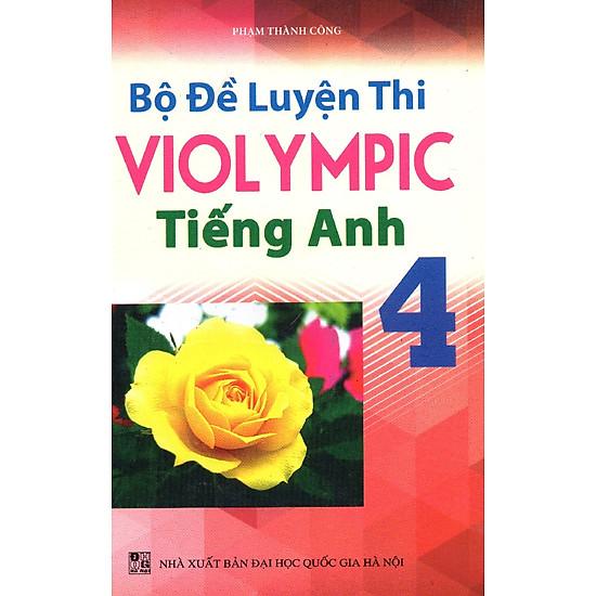 Bộ Đề Luyện Thi Violympic Lớp 4