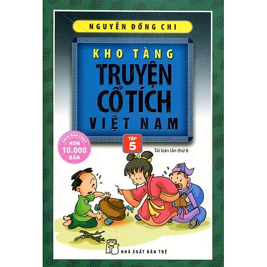 Kho Tàng Truyện Cổ Tích Việt Nam (Tập 5) – Tái Bản 2016