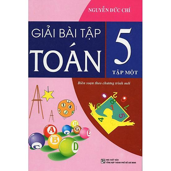 Giải Bài Tập Toán Lớp 5 Tập 1 - EBOOK/PDF/PRC/EPUB