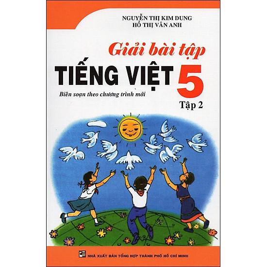 Giải Bài Tập Tiếng Việt Lớp 5 Tập 2