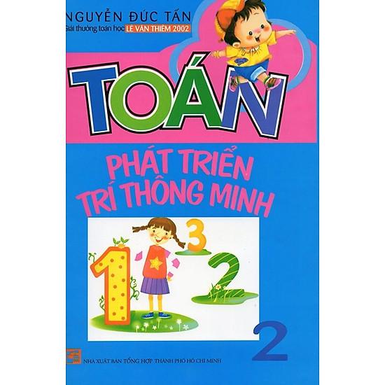 Download sách Toán Phát Triển Trí Thông Minh Lớp 2