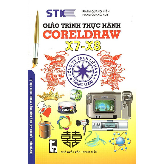 Giáo Trình Thực Hành Corel Draw X7-X8