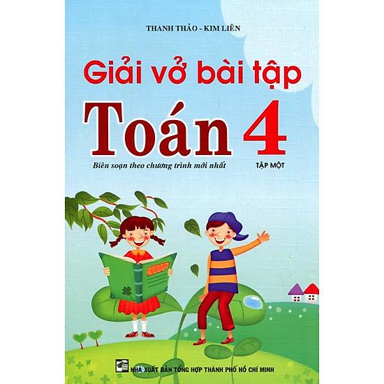 Giải Sách Bài Tập Toán Lớp 4 (Tập 1)
