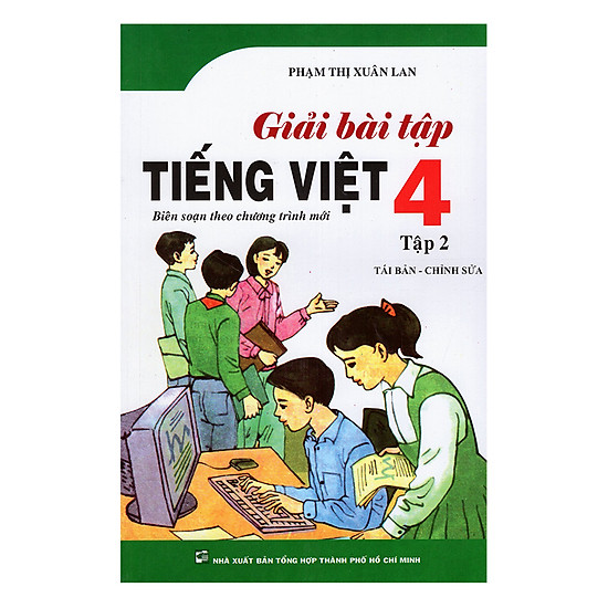 Giải Bài Tập Tiếng Việt 4 (Tập 2)