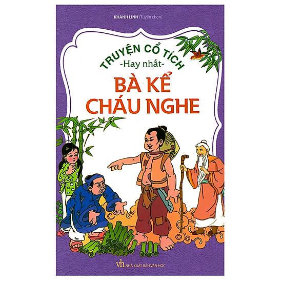 Download sách Truyện Cổ Tích Hay Nhất Bà Kể Cháu Nghe