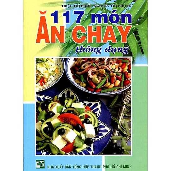 [Download sách] 117 Món Ăn Chay Thông Dụng