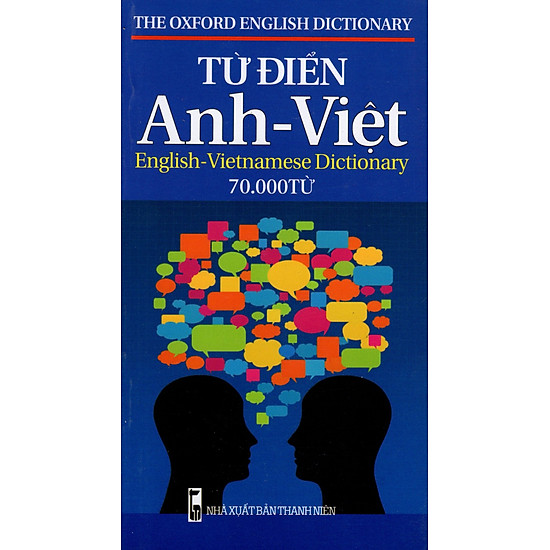 Từ Điển Anh – Việt (70.000 Từ) – Sách Bỏ Túi