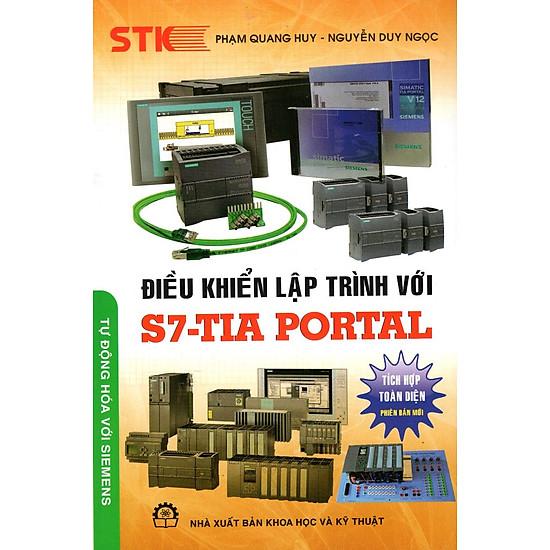 [Download Sách] Điều Khiển Lập Trình Với S7-TIA PORTAL
