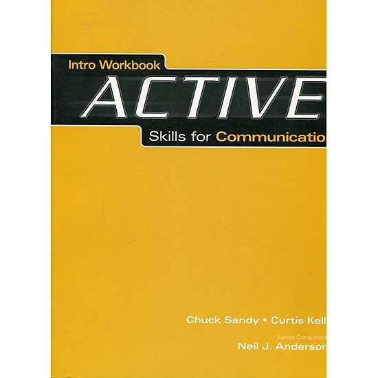 Active Skills For Communication Intro: Workbook – Paperback