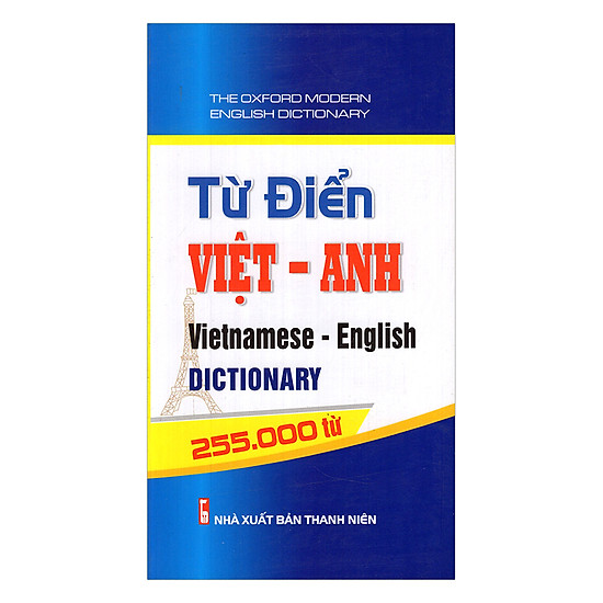 Từ Điển Việt Anh 255.000 Từ