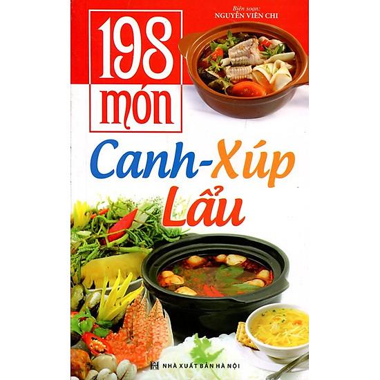198 Món Canh - Xúp - Lẩu