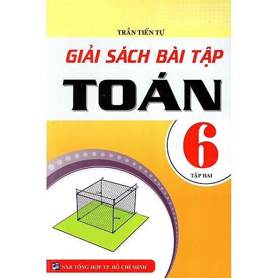 Giải Sách Bài Tập Toán Lớp 6 (Tập 2) (2015)