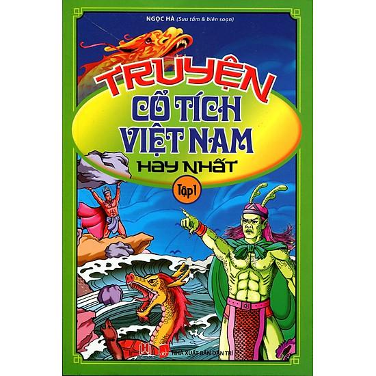 [Download Sách] Truyện Cổ Tích Việt Nam Hay Nhất (Tập 1)