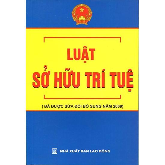 Luật Sở Hữu Trí Tuệ - EBOOK/PDF/PRC/EPUB