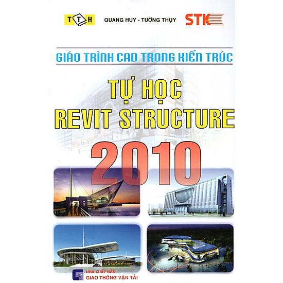 [Download sách] Tự Học Revit Structure 2010