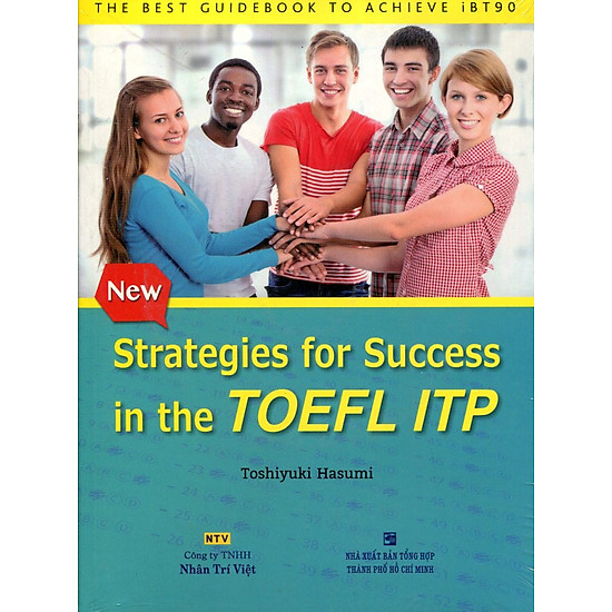 Strategies For Sucess In The TOEFL ITP (Kèm CD)