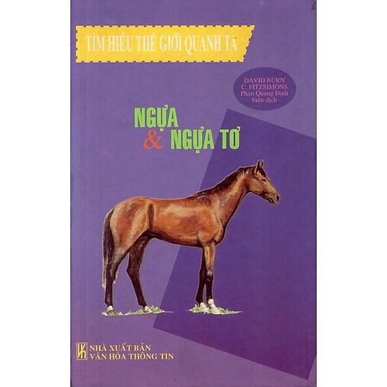 Tìm Hiểu Thế Giới Quanh Ta – Ngựa & Ngựa Tơ