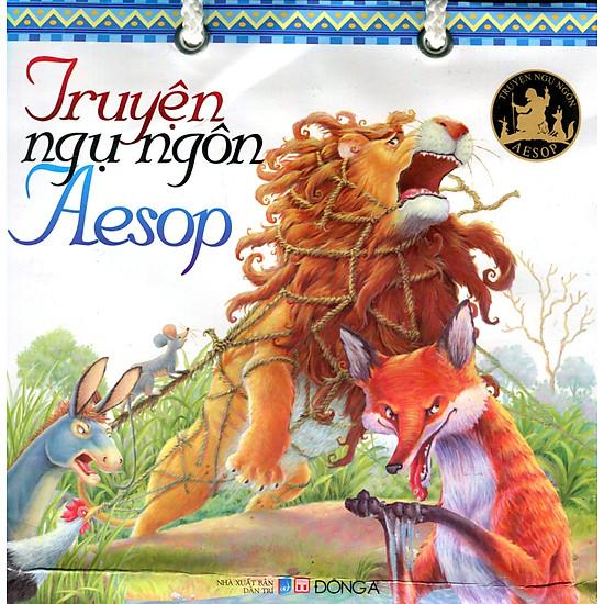 Truyện Ngụ Ngôn Aesop (Bộ Túi 12 Cuốn)