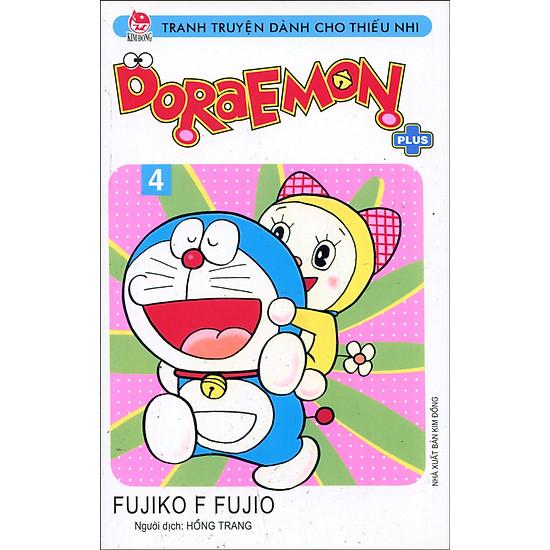 Doraemon Kỉ Niệm – Tập 4 (2015)