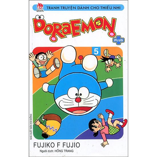 Doraemon Kỉ Niệm – Tập 5 (2015)