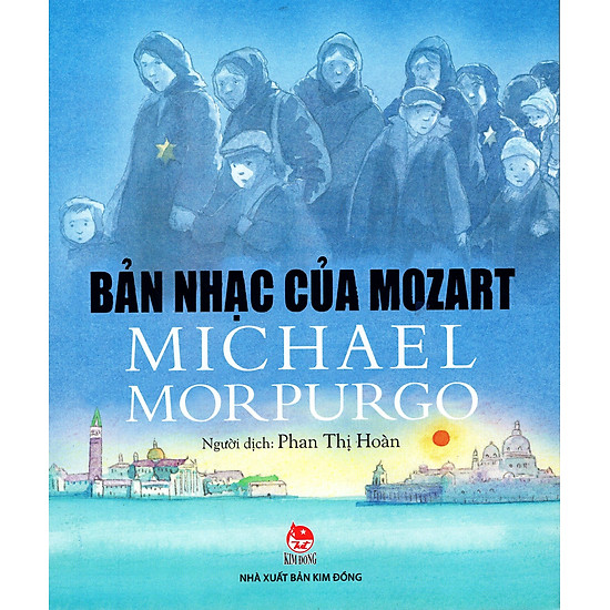 Bản Nhạc Của Mozart (Sách 4 Màu)