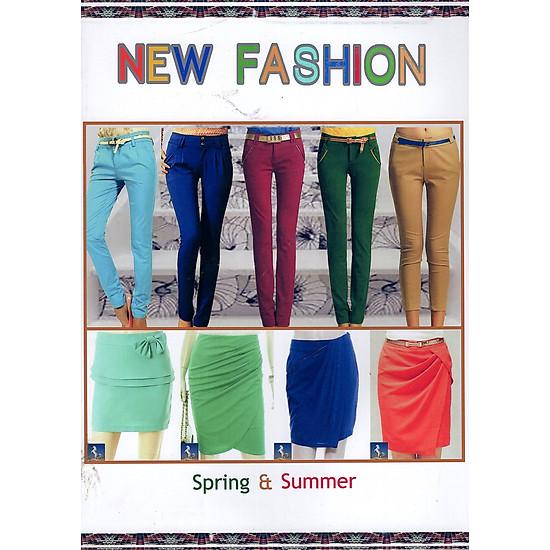 Catalogue Thời Trang Hàn Quốc New Fashion – Quần Tây (Tập 1)