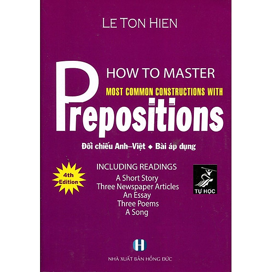 [Download Sách] How To Master Prepositions