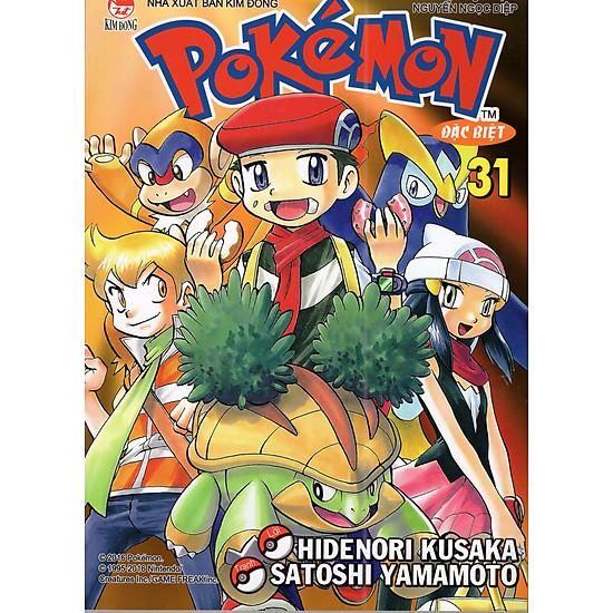 Pokemon Đặc Biệt – Tập 31