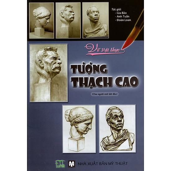 Vẽ Vật Thực – Tượng Thạch Cao (Cho Người Mới Bắt Đầu)