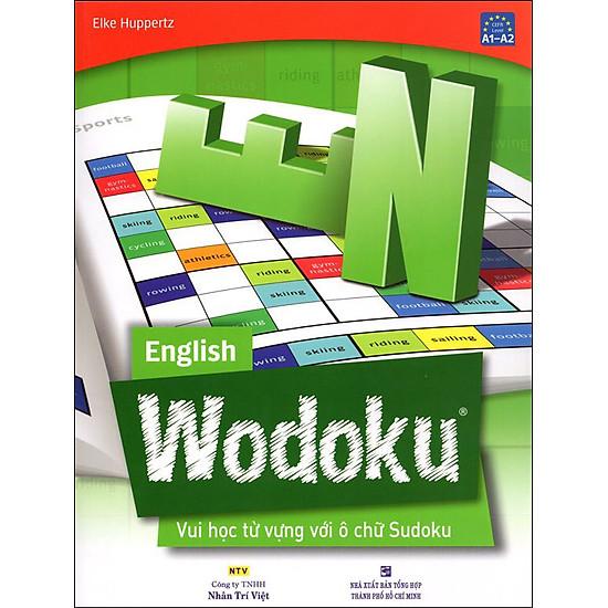 [Download Sách] English Wodoku: Vui Học Từ Vựng Với Ô Chữ Sudoku