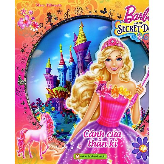 Hình ảnh download sách Barbie And The Secret Door - Cánh Cửa Thần Kì