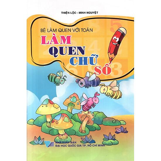 [Download Sách] Bé Làm Quen Với Toán: Làm Quen Chữ Số