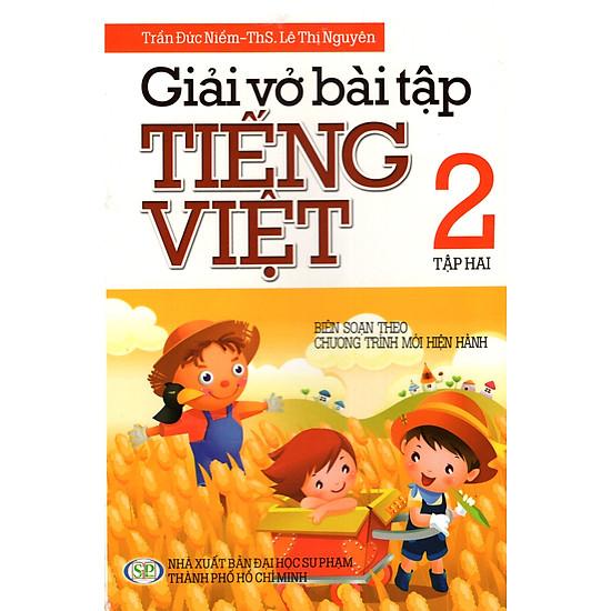 Giải Vở Bài Tập Tiếng Việt Lớp 2 (Tập 2) (Minh Trí)