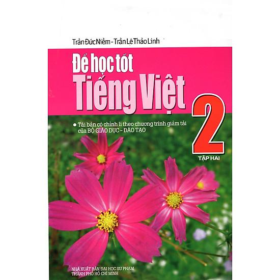 Để Học Tốt Tiếng Việt Lớp 2 (Tập 2)