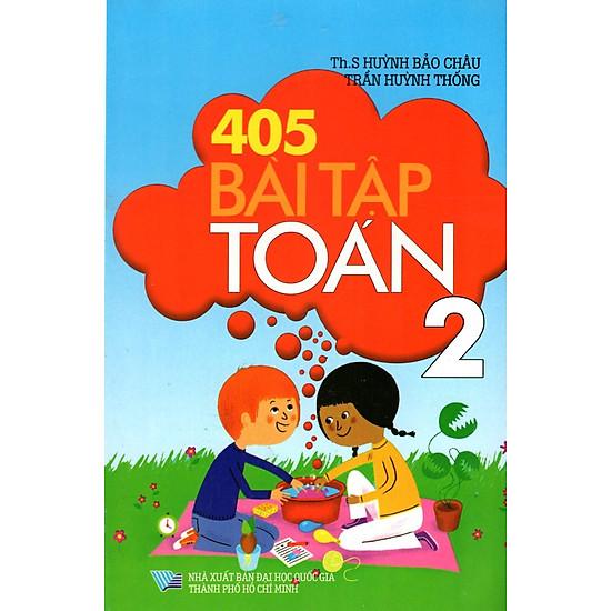 405 Bài Tập Toán Lớp 2