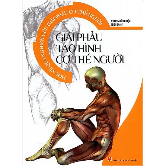 [Download Sách] Học Vẽ Qua Nghiên Cứu Giải Phẫu Cơ Thể Người - Giải Phẫu Tạo Hình Cơ Thể Người