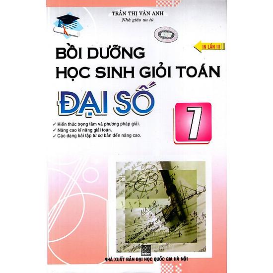 [Download Sách] Bồi Dưỡng Học Sinh Giỏi Toán Đại Số Lớp 7