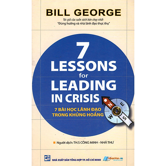 [Download sách] 7 Bài Học Lãnh Đạo Trong Khủng Hoảng