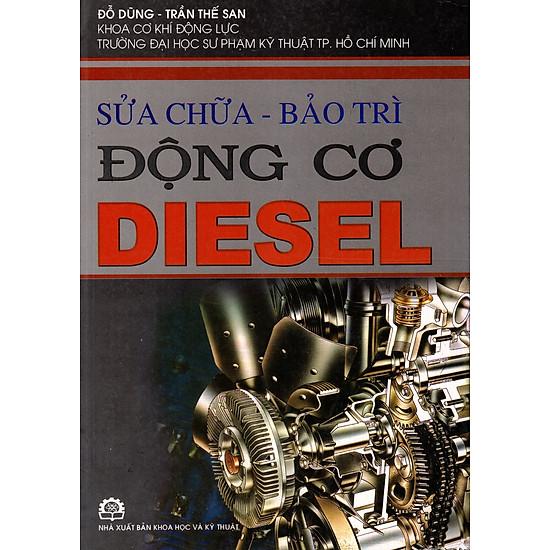 Sửa Chữa – Bảo Trì Động Cơ Diesel