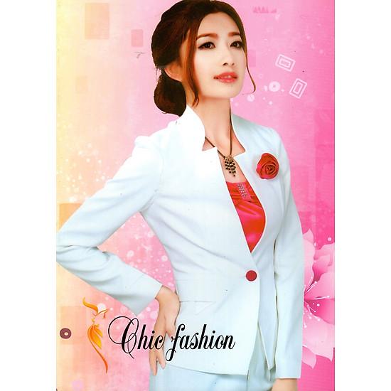 [Download sách] Catalogue Thời Trang Hàn Quốc - Chic Fashion (Tập 1)