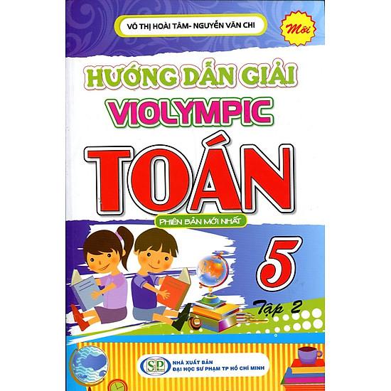 Hướng Dẫn Giải Violympic Toán 5 (Tập 2)