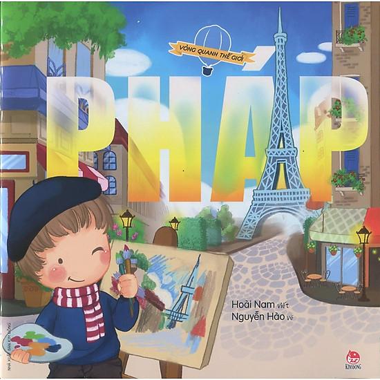 Vòng Quanh Thế Giới – Pháp