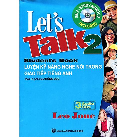 Let′s Talk 2 (Không CD)